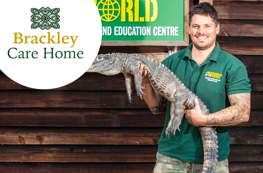 Visit to the Crocodiles of the World