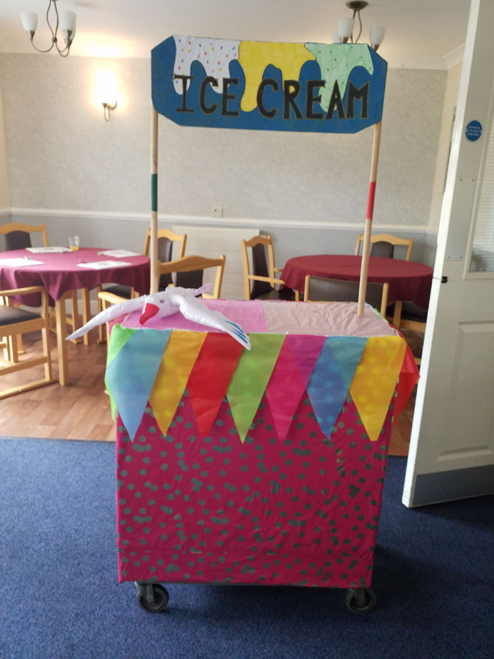 Summer Party/ Dignity Day at Timperley Nursing Home