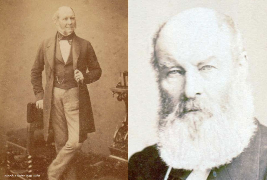 The Depperhaugh's connection to 19th century admiral is brought into focus