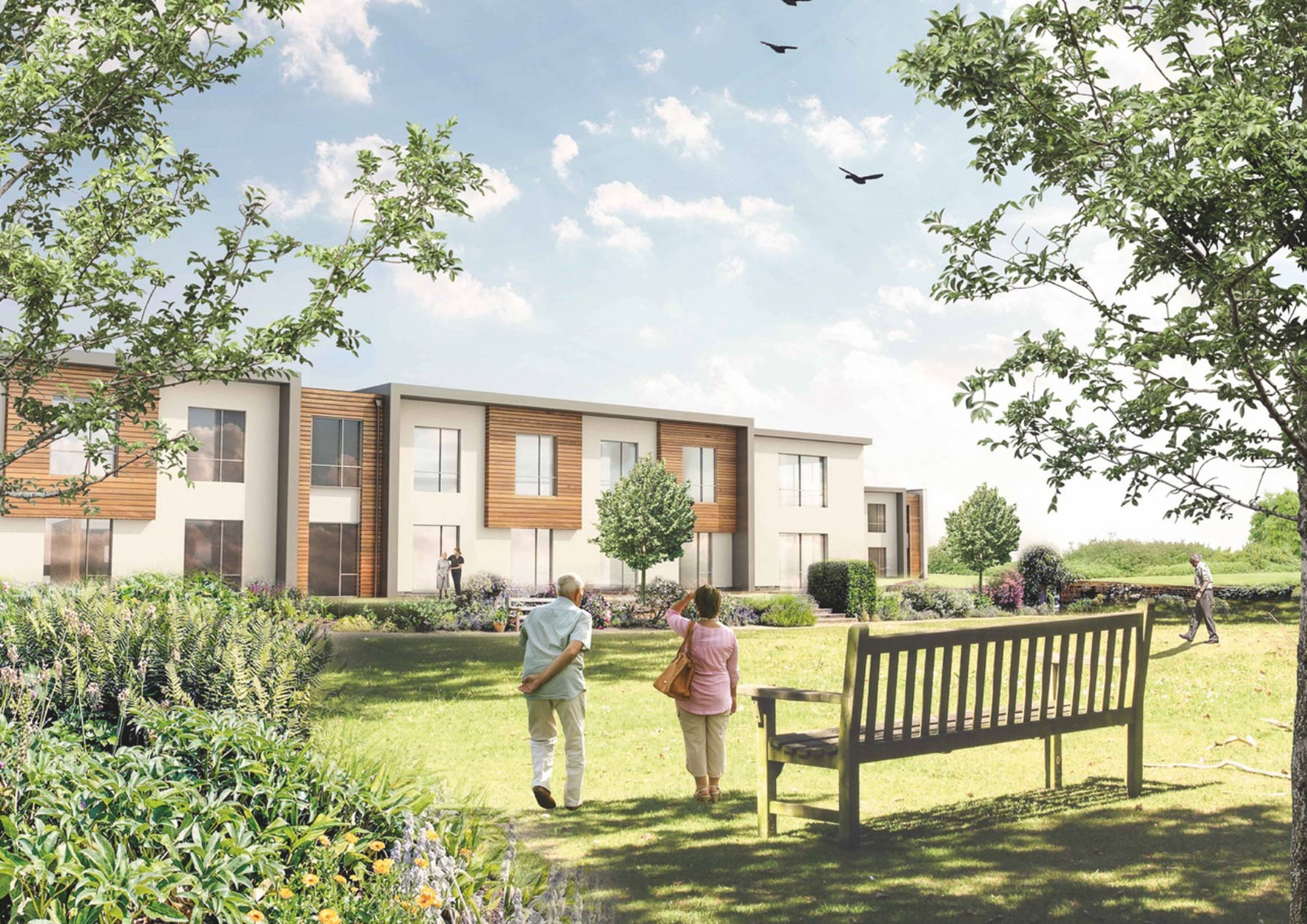 Manager appointed for £12m Brackley Care Home