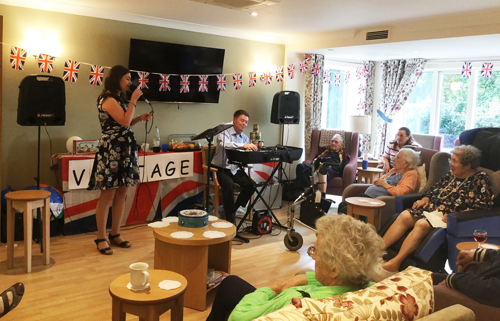 Branksome Heights experienced a vintage themed event on the 22nd of September where they were able to play vintage games