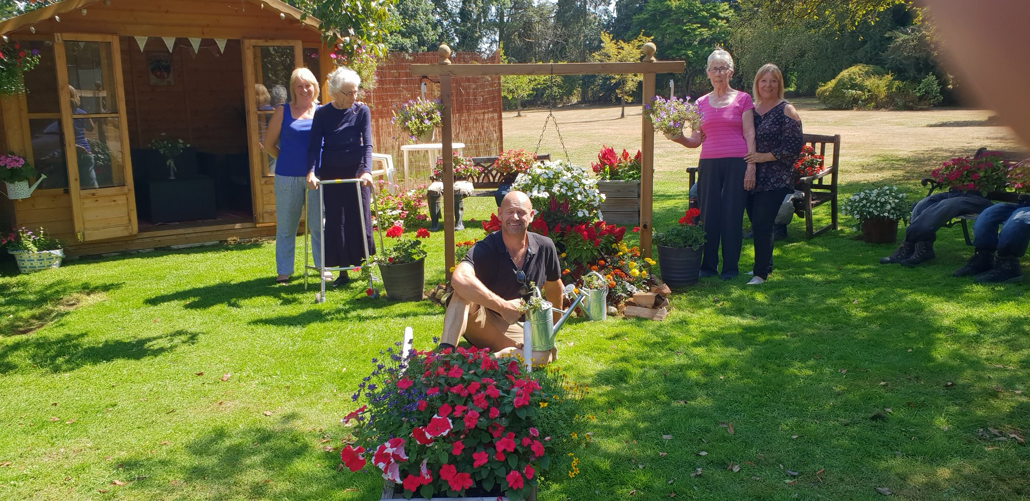 Kingsley in Bloom Competition Winners