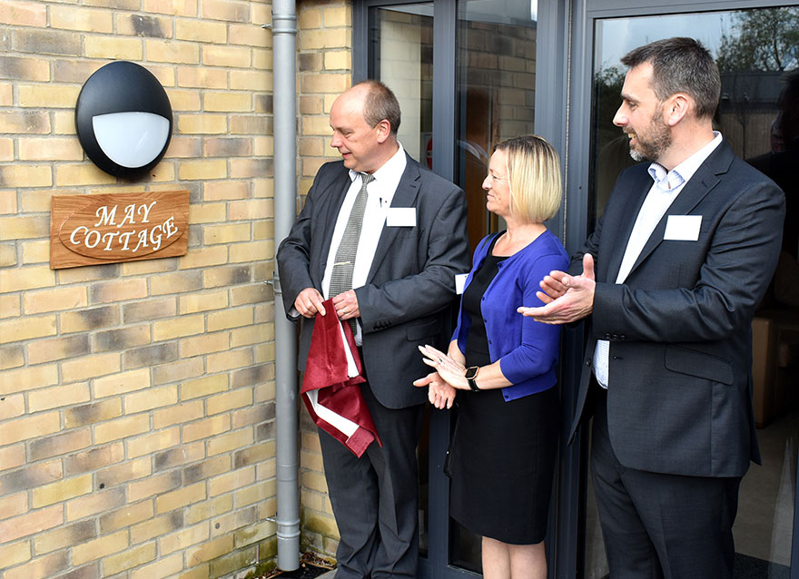 £3m Learning Disability Opens in Cambridgeshire