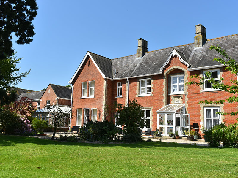 Staff at Hadleigh Nursing Home in Friars Road, Hadleigh are celebrating a glowing CQC report