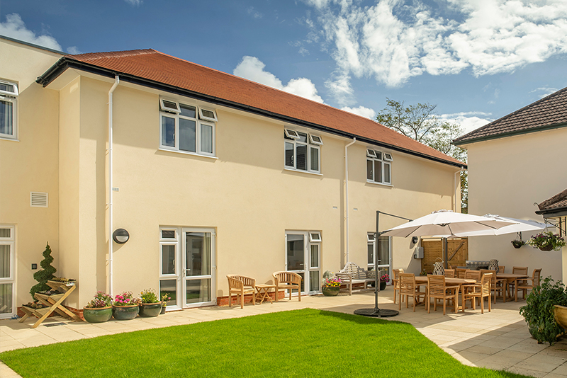 Cheers to our fabulous newly-extended Highcliffe Nursing Home!