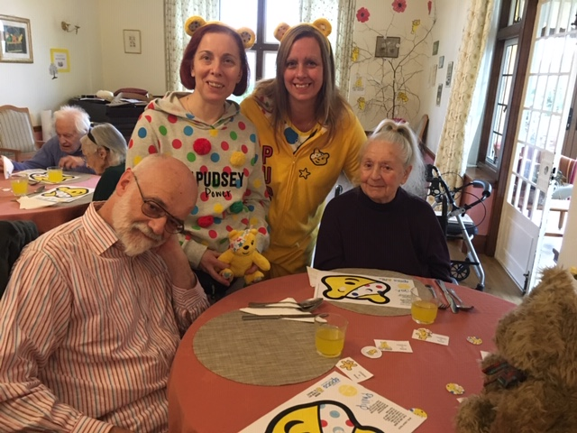 Children in Need at Brooke House