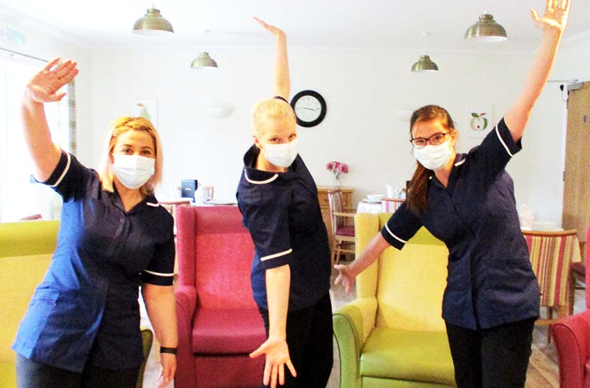 We are embracing a new era at Allonsfield House