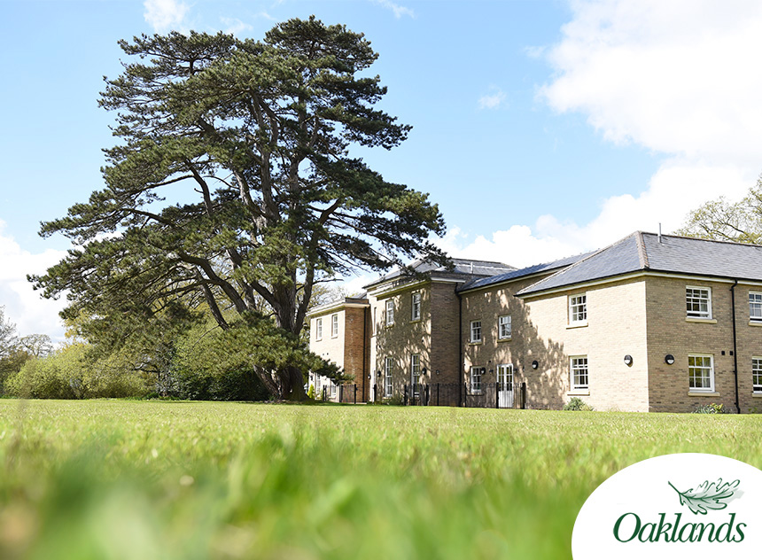 Staff at Oaklands care home in Scole near Diss are celebrating a glowing report from the CQC