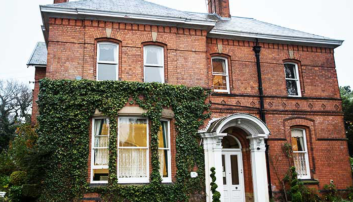 Sharston House set for makeover after deal is completed to buy care home