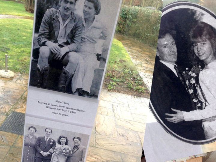 Valentine's Day might seem a distant memory but love has remained in the air at a care home near Ipswich ever since.