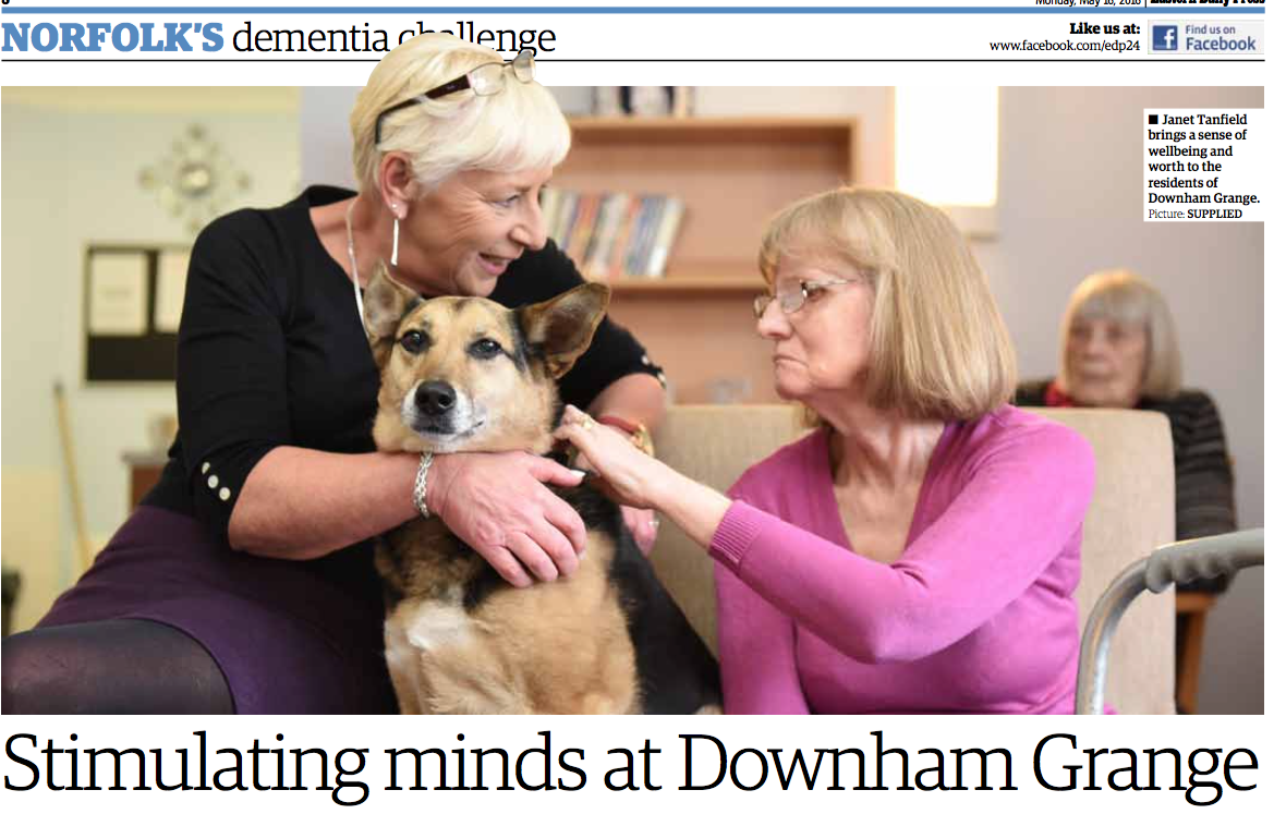 Stimulating minds at Downham Grange