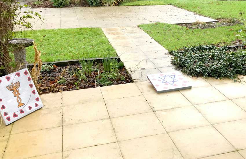 Holocaust memorial ceremony brings together Thorp House care home and school in Holland