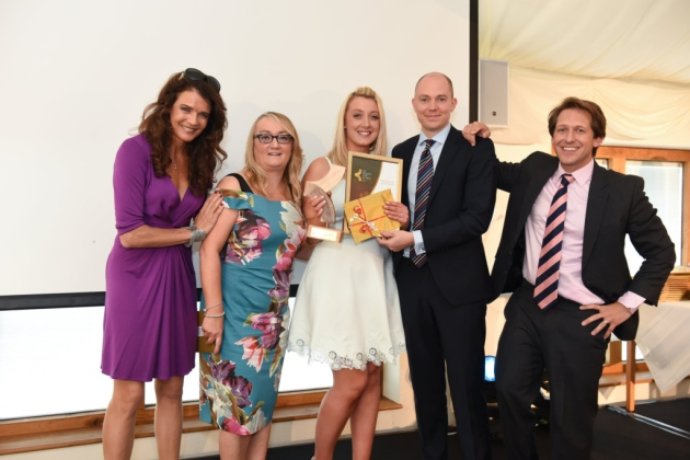 Double success for Thorp House nursing home in Griston, near Watton, at Kingsley Healthcare awards