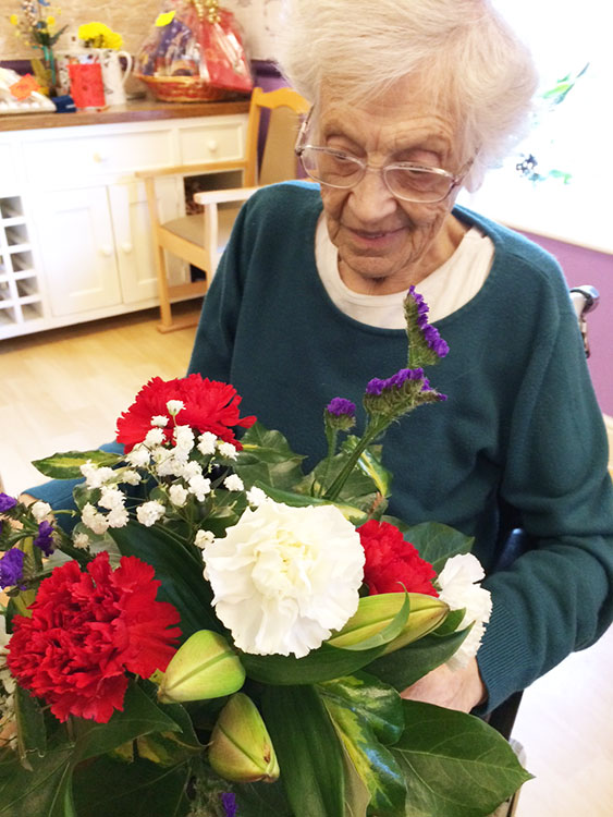 Memories of International Flower Day at Timperley!