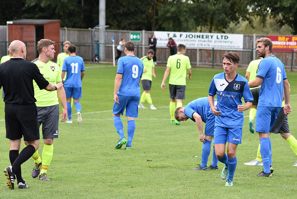 Lowestoft-based care homes group Kingsley Healthcare has agreed a sponsorship package with Wroxham FC