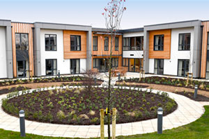 brackley care home project