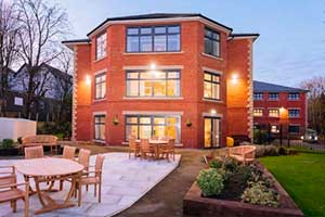 park view care home project