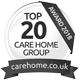 awards from top20 care awars carehome.co.uk 2018