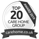 awards from top20 care awars carehome.co.uk 2019