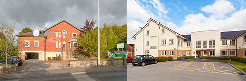 Park lane care home in congleton purchase