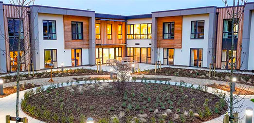 Opening of Brackley Care Home in October 2020