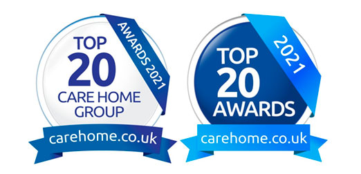 Kingsley Healthcare received top 20 large care home groups awards in 2021