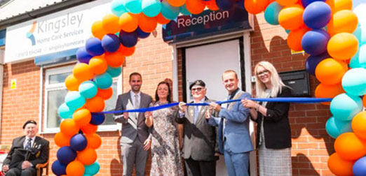 Launch of Kingsley Home Care Services