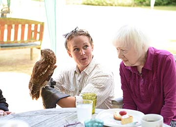 personal care & beauty treatments at Woodbridge Lodge Residential Care Home