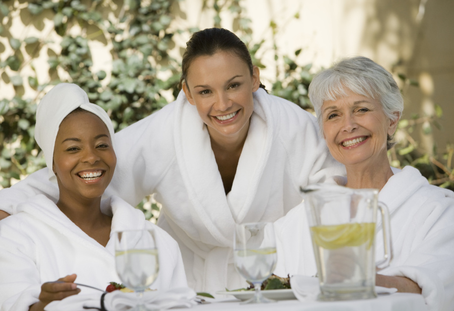 personal care & beauty treatments at Highcliffe Nursing Home