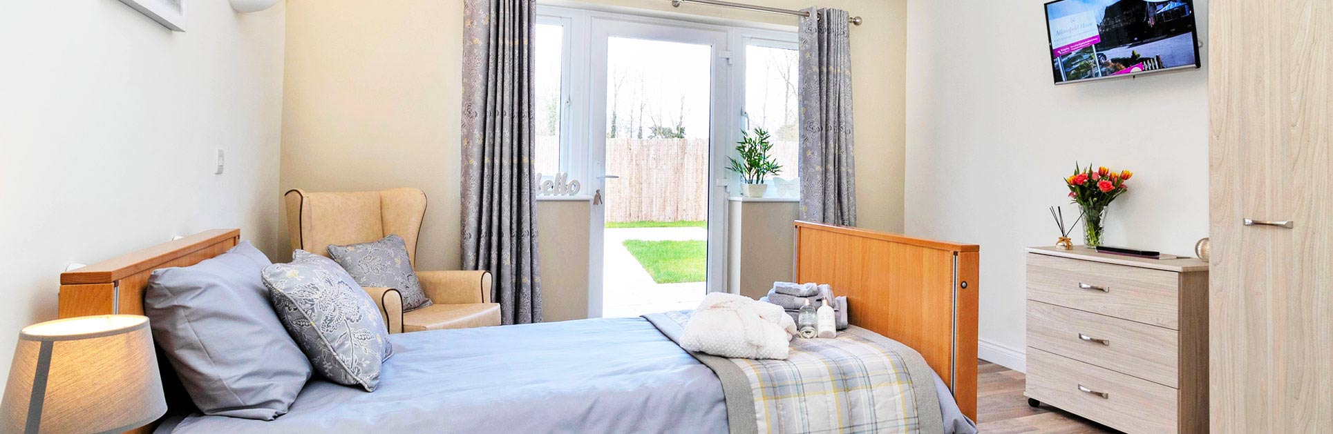 Allonsfield House Luxury Nursing Home