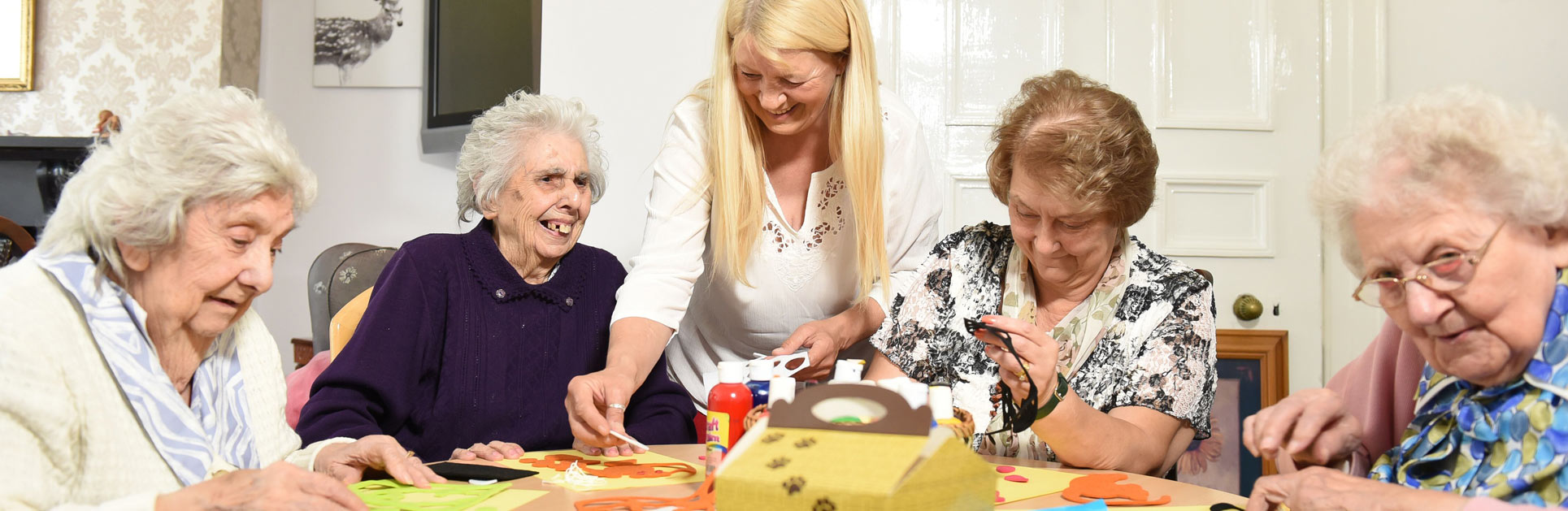 Colne House Residential Care Home