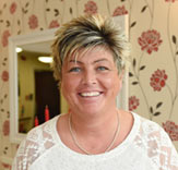Meet the  manager Jayne O'Sullivan