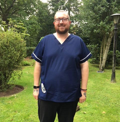 Our new manager at Redwalls Nursing Home, TJ Adamson, brings an impressive skill set and reassuring experience to the role.