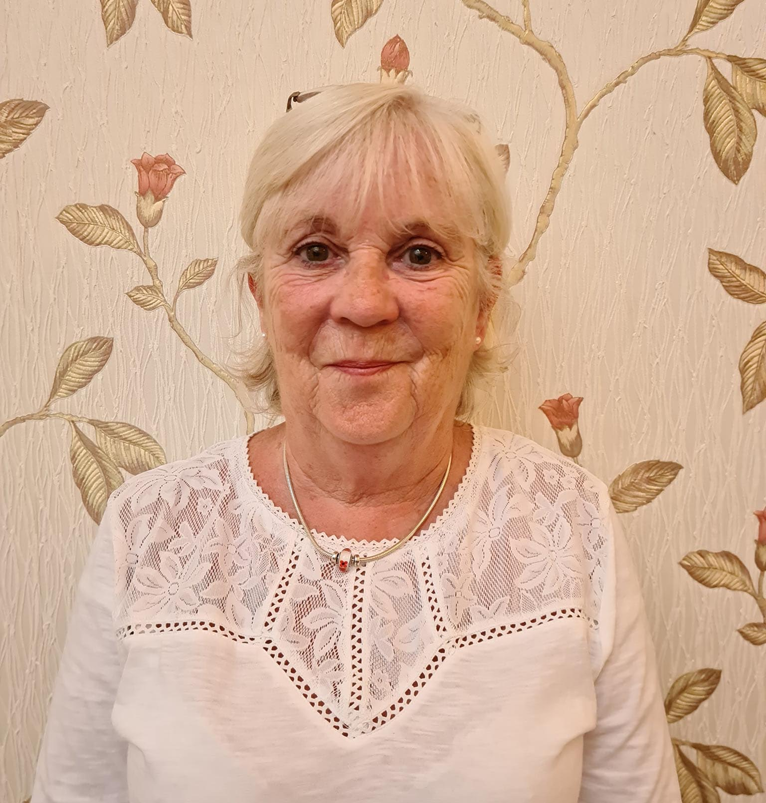 The new manager at Colne House care home is a familiar face to residents and their families.