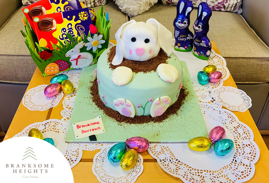 Branksome Heights wins Easter cake competition 2019