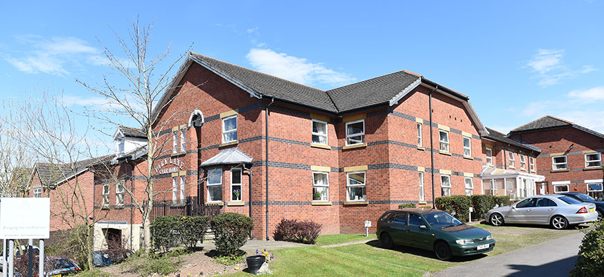 Staff at a Congleton care home are celebrating recognition of their high standards in a glowing report by the CQC