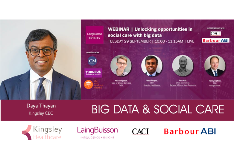 Big Data in social care marketing and investment