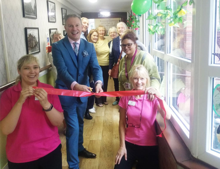 Knutsford Gallery opened at Sharston House
