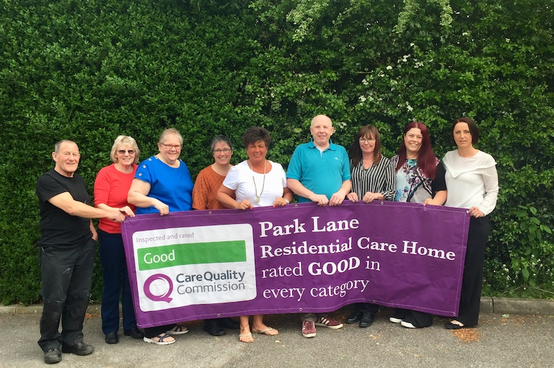 Park Lane good cqc report