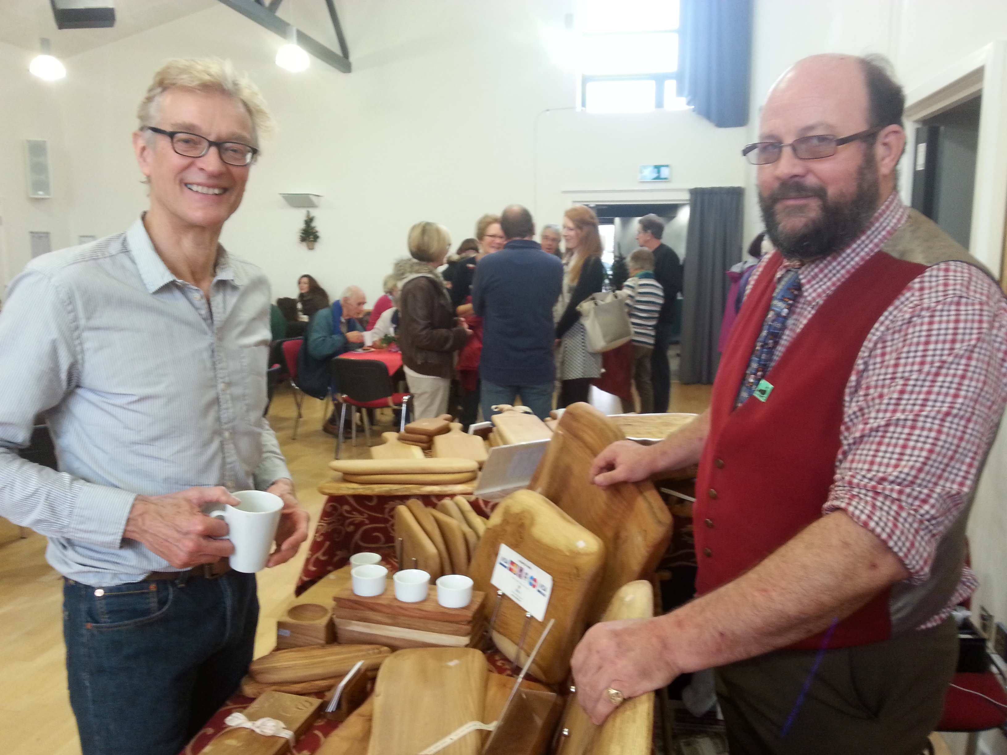 Heron Lodge Hosts Craft Fair