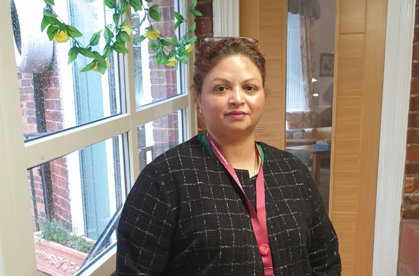 """Sharston House manager Nishi puts focus on """"healing"""" after the pandemic"""