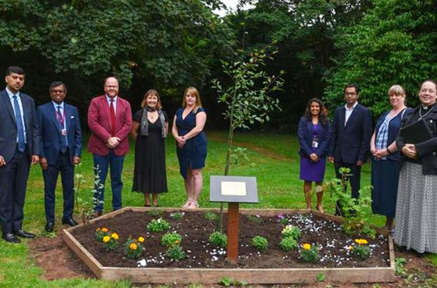Families remember lost loved ones as memorial is unveiled