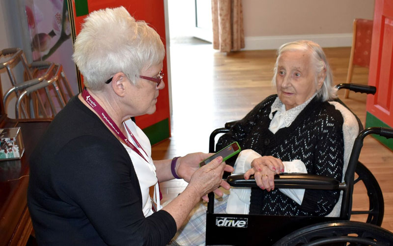 uk care home industry news