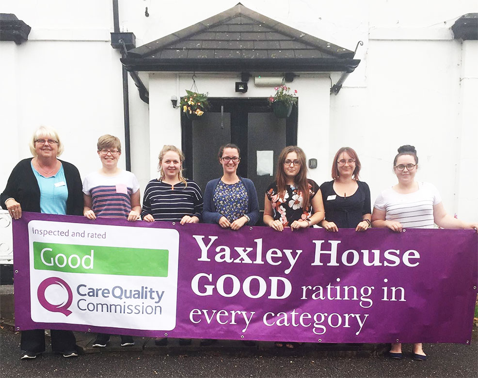 Congratulations to our team at Yaxley!